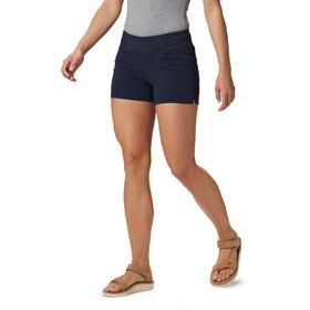 Mountain Hardwear Dynama Shorts Women Dark Zinc